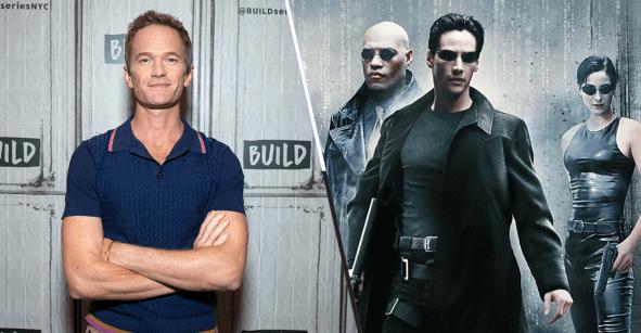 It's awesome? Neil Patrick Harris podría aparecer en la cuarta entrega de 'Matrix'