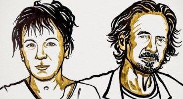 Olga Tokarczuk y Peter Handke son los ganadores del Nobel de Literatura 2018/2019
