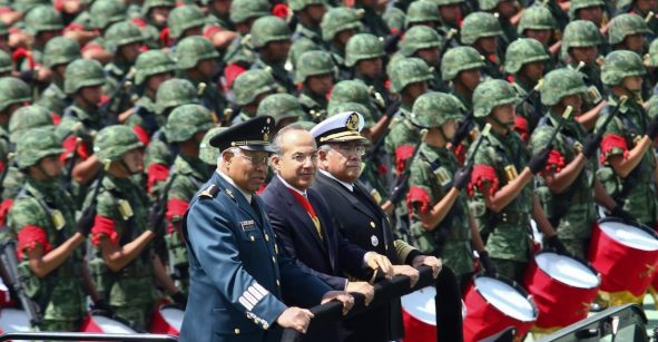 ¿Qué pasó cuando Calderón reveló nombre de militar que participó en operativo especial?