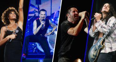 Estos son los artistas nominados al Salón de la Fama del Rock & Roll 2020
