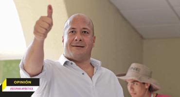 #OcuparLaPolítica: Enrique Alfaro está confundido