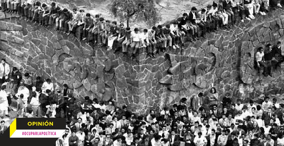 #OcuparLaPolítica: Registro íntimo del dos de octubre