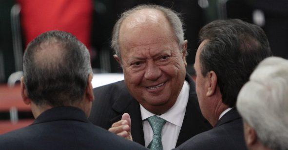 ¡Renunció Carlos Romero Deschamps al sindicato de trabajadores de Pemex!