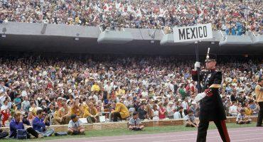 Algunos datos importantes que no sabías de las Olimpiadas de México 68