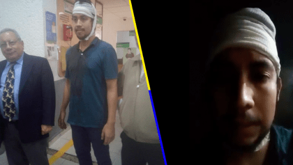 A Omar lo detuvieron por lesionar a sus asaltantes y pidió ayuda en video