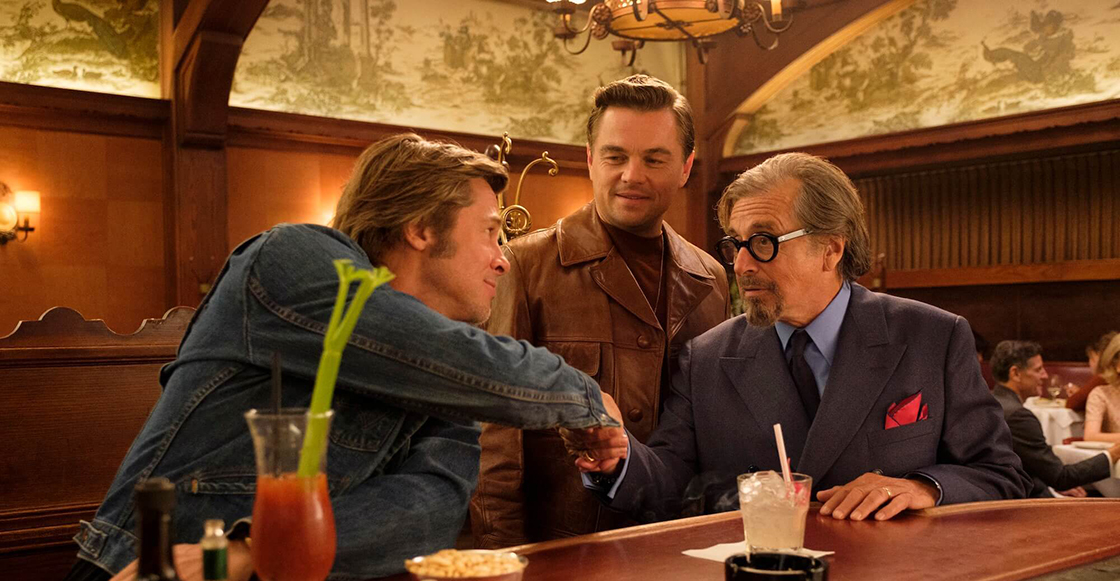 'Once Upon a Time in Hollywood' en 35 mm llega a la Cineteca Nacional