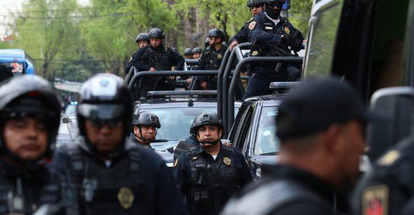 Van pa' fuera: Sin vinculación a proceso otros tres detenidos en operativo de Tepito