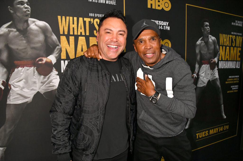 Demandan a Óscar de la Hoya por supuesta agresión sexual