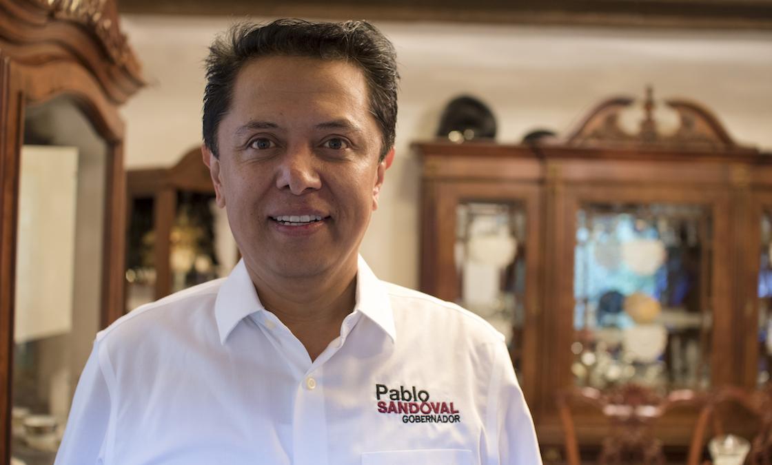 Pablo Amílcar también se quedarían sin candidatura por no presentar sus gastos de precampaña