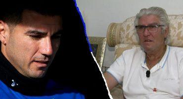 """Las primeras palabras del padre de José Antonio Reyes tras su muerte: """"Sólo lloramos"""""""