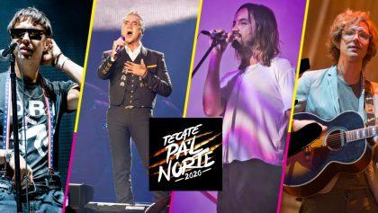 ¡The Strokes, Alejandro Fernández, Tame Impala y The Whitest Boy Alive en Pa'l Norte 2020!
