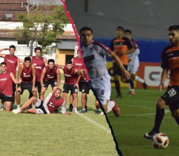 En Paraguay, el equipo General Díaz también amenazó con no jugar por adeudos