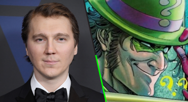 Paul Dano será 'El Acertijo' en 'The Batman' junto a Robert Pattinson