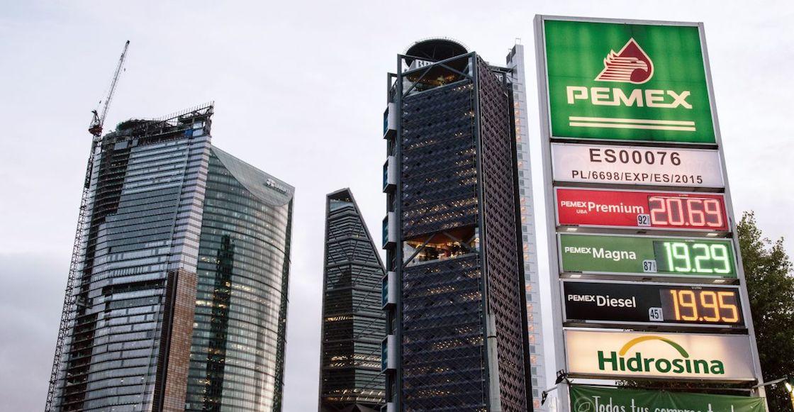 Pemex, de las 10 empresas que más contaminan el mundo
