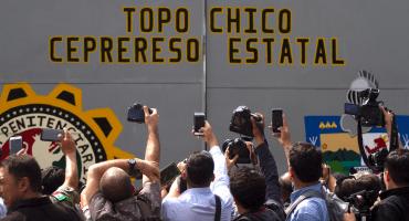 Inicia búsqueda de fosas clandestinas en el Penal de Topo Chico
