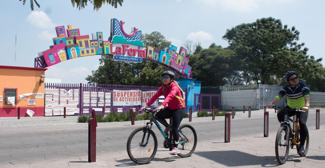 Revocan permiso de operación a la Feria de Chapultepec