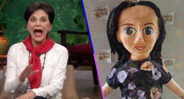 Que alguien le avise a Pati Chapoy: Ya hay piñata de Sarita Sosa