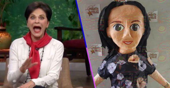 Avísenle a Pati Chapoy: Ya hay piñata de Sarita Sosa, la hija de José José