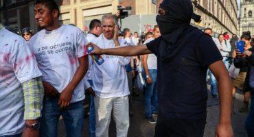 'Cinturón de paz' se mantendrá para futuras marchas de manera más organizada: Sheinbaum