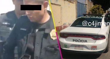 Detienen a policías por secuestro exprés; querían un millón por automovilista
