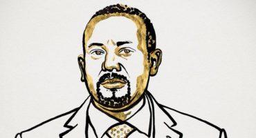 Premio Nobel de la Paz al primer ministro de Etiopía, Abiy Ahmed Ali