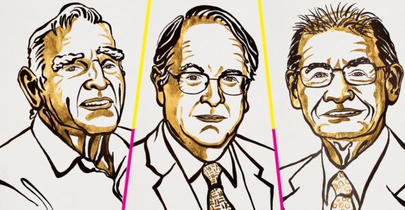 Premio Nobel de Química es para los padres de la batería recargable de litio