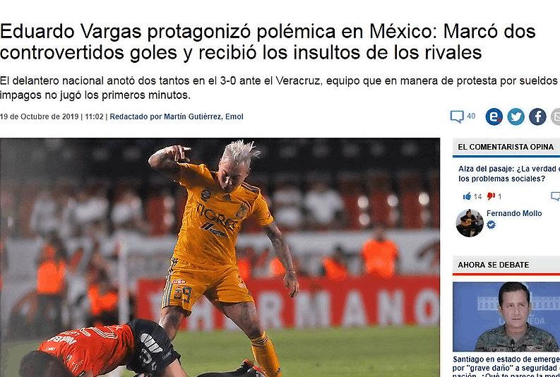 """""""Vergonzoso"""": Así calificó la prensa internacional el papel de Tigres ante Veracruz"""