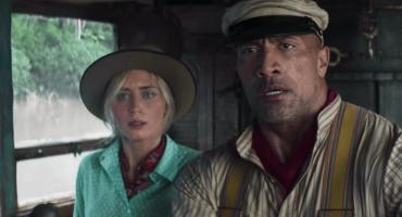 Mira el primer tráiler de 'Jungle Cruise' con Emily Blunt y Dwayne Johnson