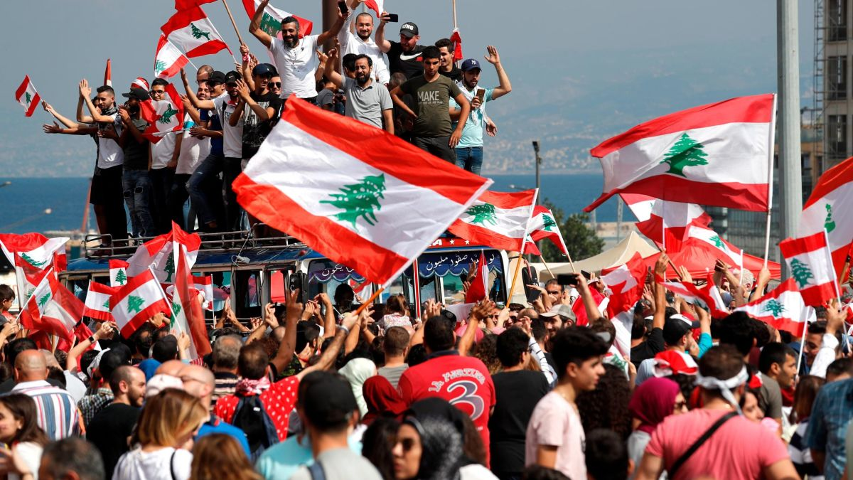protestas-libano-whatsapp-foto