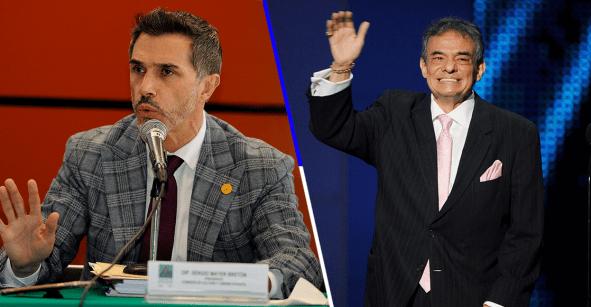 Fíjate, Paty: ¿Cómo es que Sergio Mayer cobraba las regalías de José José?