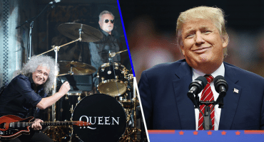 Queen le tira un video a Donald Trump por utilizar
