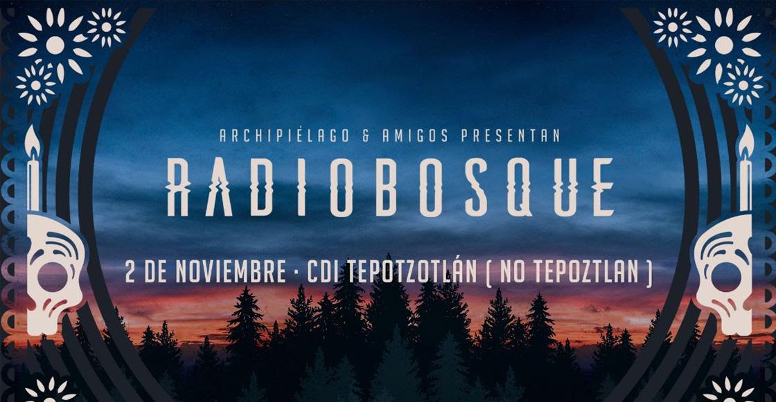 Cómo llegar y más consejos para pasarla de 10 en el festival RadioBosque 2019