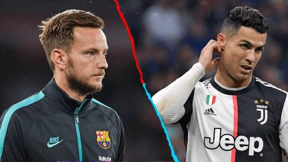 Rakitic confiesa que Cristiano lo llamó para fichar con la Juventus
