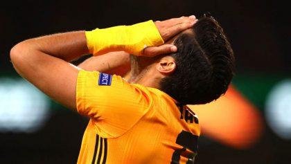 Raúl Jiménez recibirá 'vacaciones' para reencontrarse con el gol en los Wolves