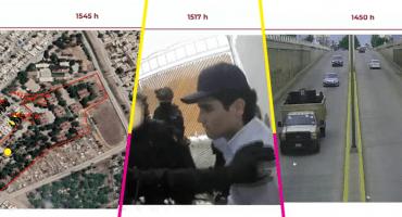 En imágenes: La relatoría sobre el operativo contra Ovidio Guzmán en Culiacán