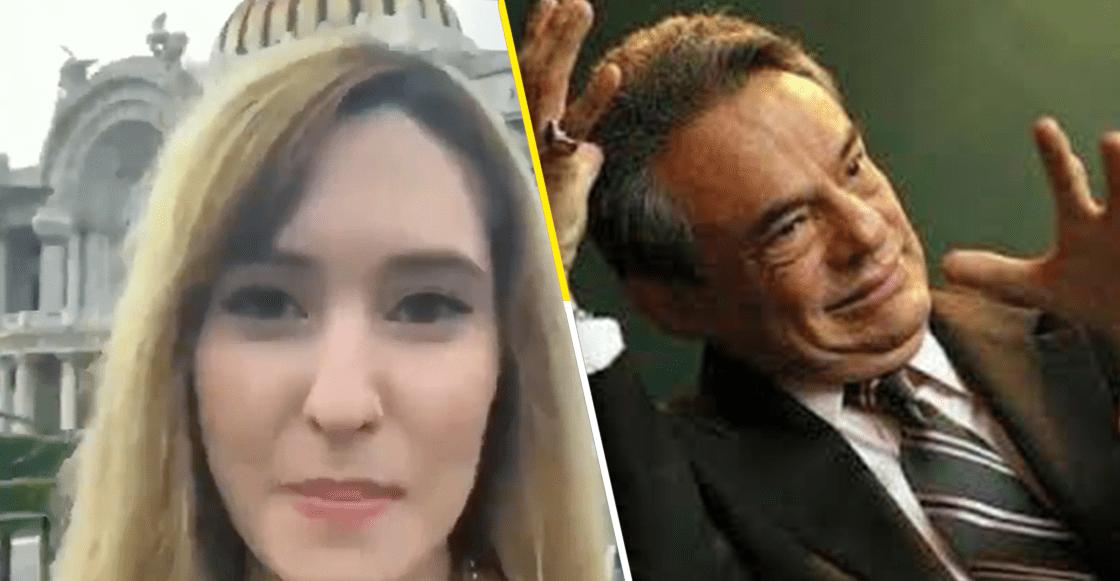 Reportera confunde a José José con ¡José Alfredo Jiménez!