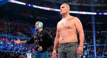 Rey Misterio reveló cómo ha sido el proceso de Caín Velásquez tras incorporarse a WWE