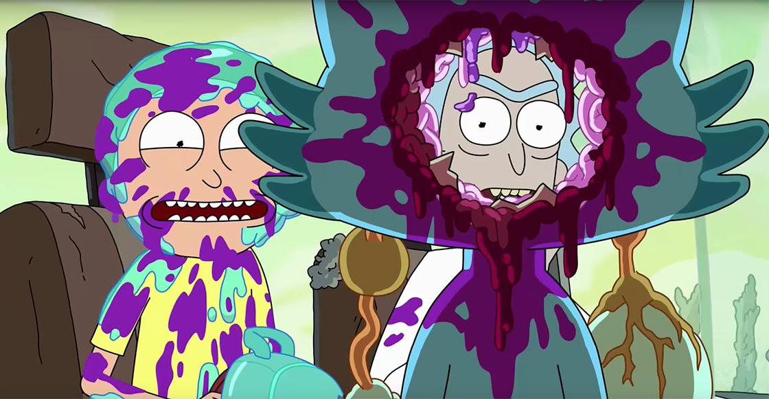 You'll die! Tenemos tráiler y fecha de estreno de la cuarta temporada de 'Rick & Morty'