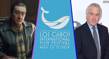 Robert De Niro presentará 'The Irishman' en el Festival Internacional de Cine de Los Cabos 2019