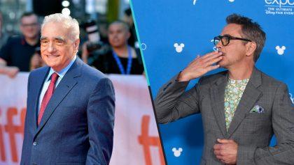 Robert Downey Jr. responde a las críticas de Martin Scorsese sobre las películas de Marvel