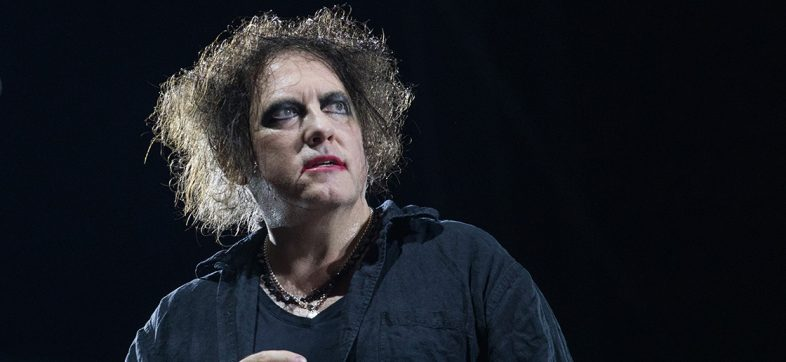 Robert Smith dijo que The Cure sacará 3 discos y uno podría llegar este 2019