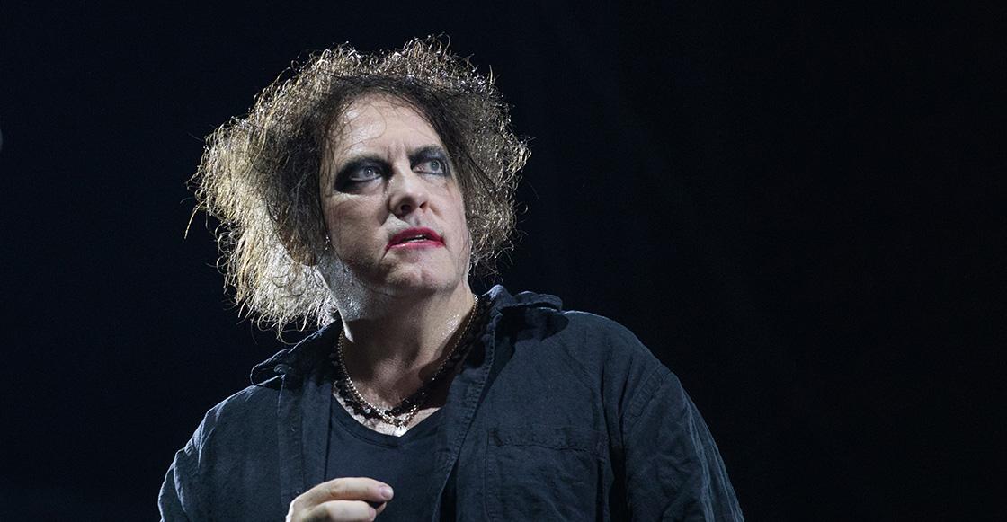 Robert Smith dijo que The Cure sacará tres discos y uno podría llegar este 2019 🖤