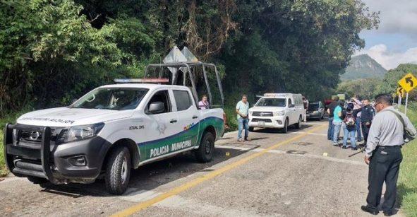 Ya denles su calendario: Otra vez asaltan vehículo con dinero para becas Benito Juárez en Chiapas