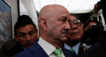 Salinas niega que le hayan perdonado impuestos; desconoce empresa que lleva su nombre