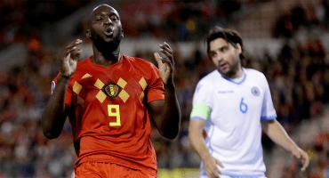 El 9-0 de Bélgica a San Marino, la selección que no anota desde 2017