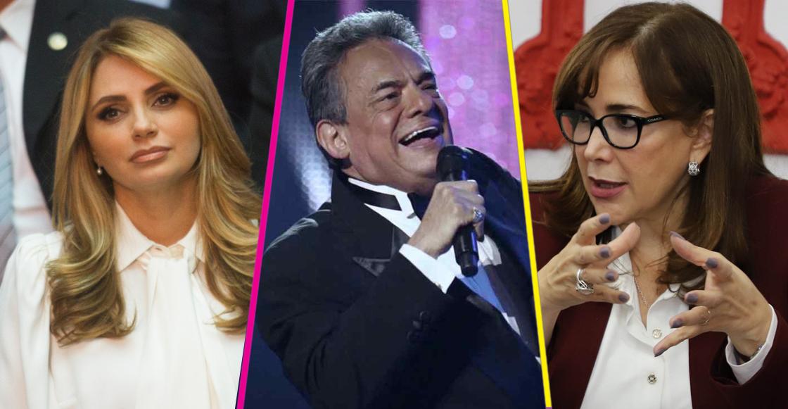 Yeidckol, Angélica Rivera y hasta José José en lista de