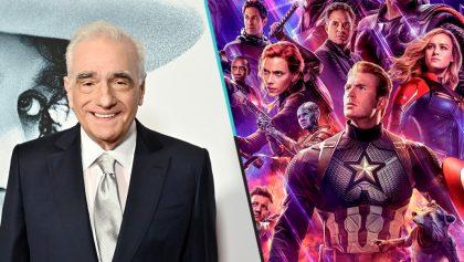 'Eso no es cine': Martin Scorsese habla de las películas de Marvel