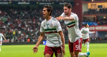 El mini Tri se conformó con dos goles ante Trinidad y Tobago en Toluca