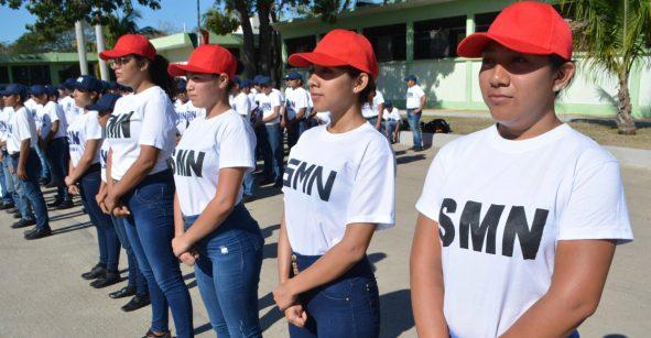 ¿Qué opinan? PT propone servicio militar obligatorio para mujeres en México