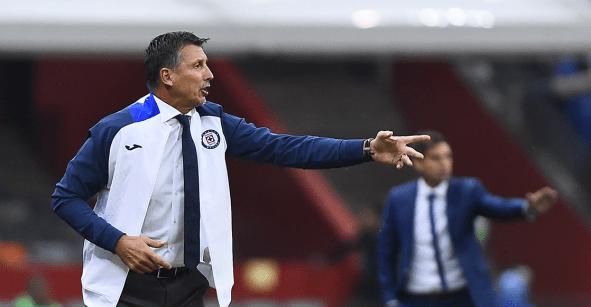 """Siboldi pide un torneo más en Cruz Azul para """"ver si puedo conseguir el título"""""""